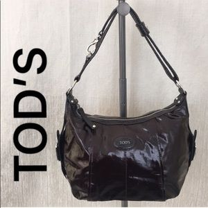 🆕 TOD'S NEW LARGE SHOULDER/CROSSBODY BAG 💯AUTH
